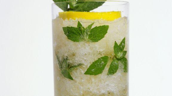 Rezept: Minzcocktail