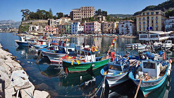 Mittelmeer Italien Text