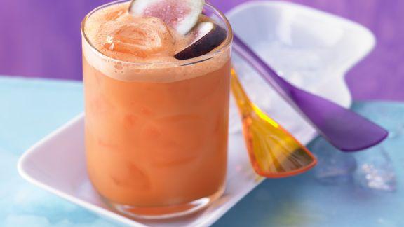 Rezept: Möhren-Mandarinen-Drink