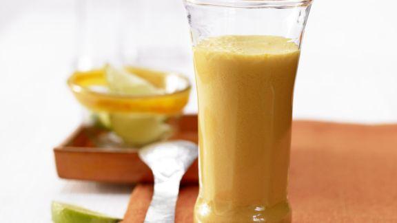 Rezept: Möhren-Orangen-Drink