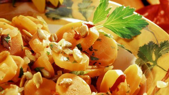 Rezept: Möhrengemüse mit Chili