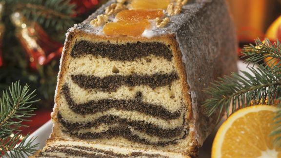 Rezept: Mohnkuchen zu Weihnachten