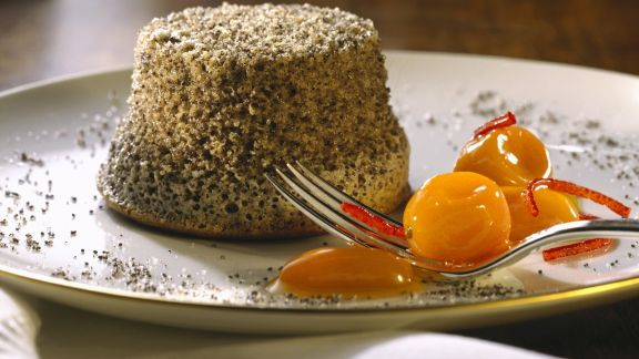 Rezept: Mohnküchlein mit Kumquats