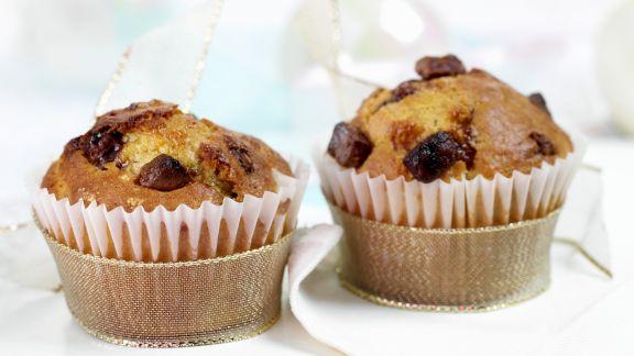 Rezept: Muffins mit Schokostückchen