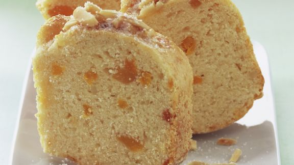 Rezept: Napfkuchen mit Aprikosen