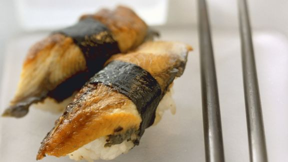 Rezept: Nigiri mit Makrele