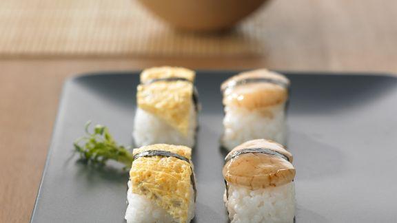 Rezept: Nigiri-Sushi