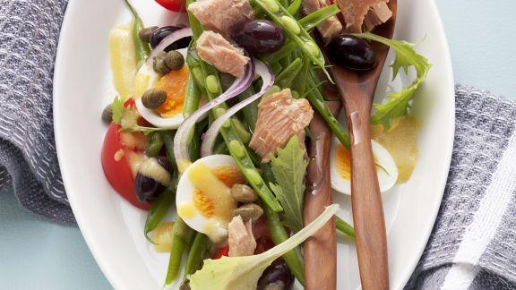 Rezept: Nizza-Salat