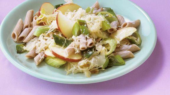 Rezept: Nudel-Käse-Salat