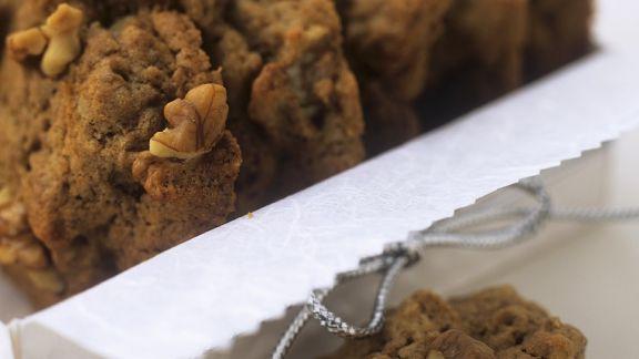 Rezept: Nuss-Cookies