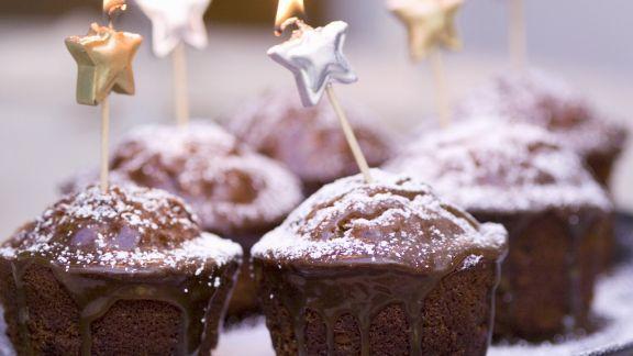 Rezept: Nuss-Toffee-Pudding auf englische Art