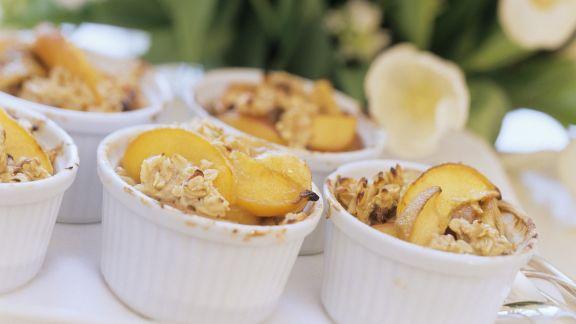 Rezept: Obst-Müsli vom Grill