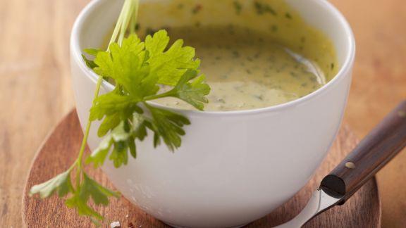Rezept: Öl-Knoblauch-Creme aus der Provence