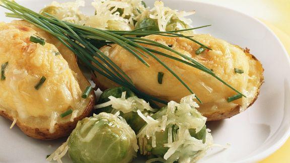 Rezept: Ofenkartoffeln