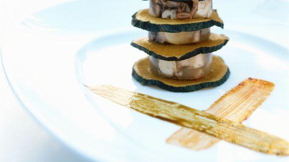 Rezept: Oktopus in Gelee mit Rettich
