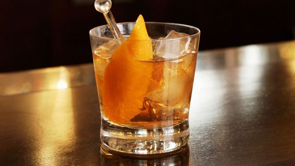 Rezept: Old-Fashioned-Cocktail