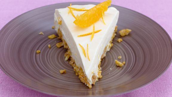 Rezept: Orangen-Mascarpone-Kuchen