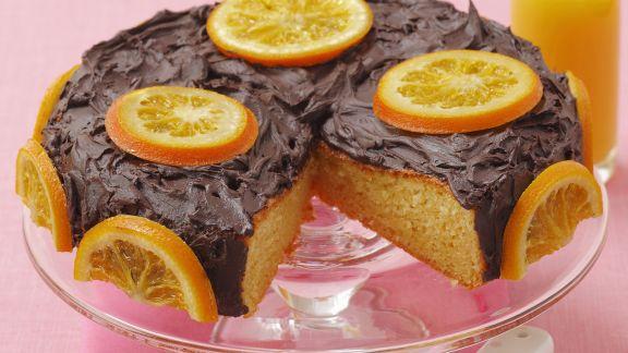 orangen schoko kuchen rezept eat smarter. Black Bedroom Furniture Sets. Home Design Ideas