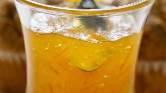 Rezept: Orangenkonfitüre