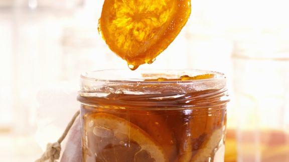 Rezept: Orangenmarmelade