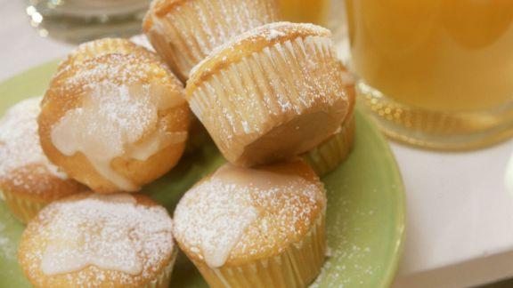 Rezept: Orangenmuffins