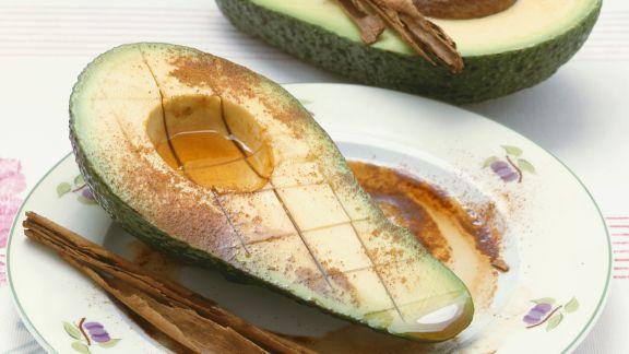 Rezept: Orientalisch gewürzte Avocado