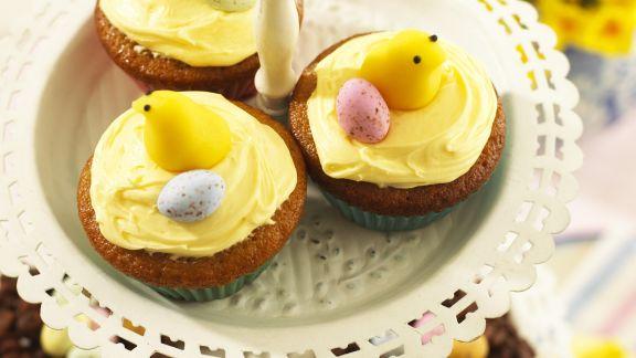 Rezept: Oster-Cupcakes