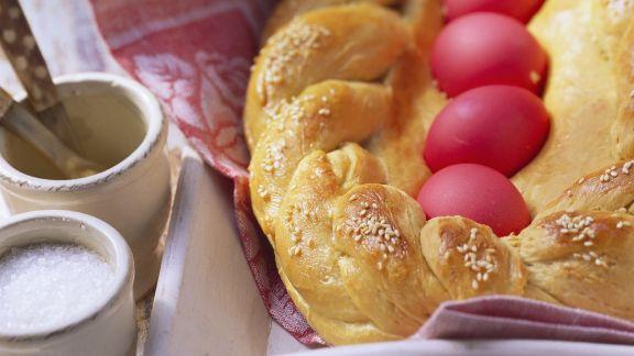 Rezept: Osterbrot nach griechischer Art