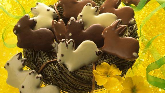 Rezept: Osterhasen-Kekse