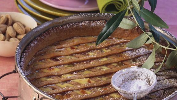 Rezept: Osterkuchen auf italienische Art