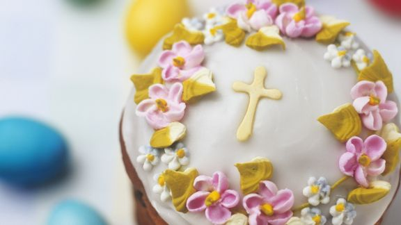 Rezept: Osterkuchen nach ukrainischer Art