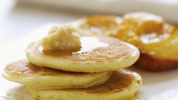 Rezept: Pancakes mit Ricotta