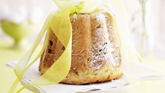 Rezept: Panettone zu Ostern
