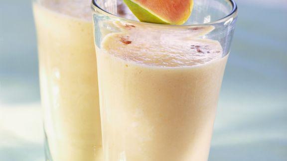 Rezept: Papaya-Sojamilch