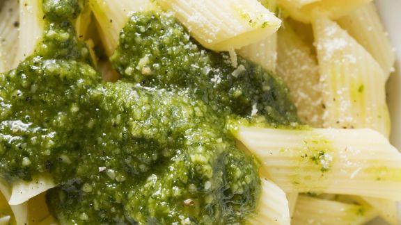 Rezept: Pasta mit Pesto alla genovese