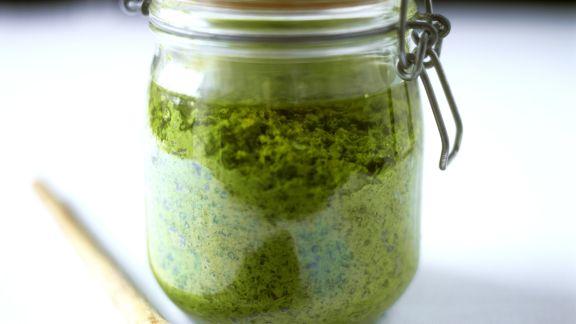 Rezept: Pesto verde