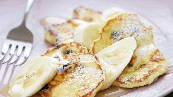 Rezept: Pfannkuchen auf australische Art (Pikelets)