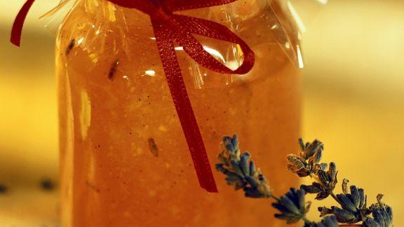 Rezept: Pfirsichkonfitüre