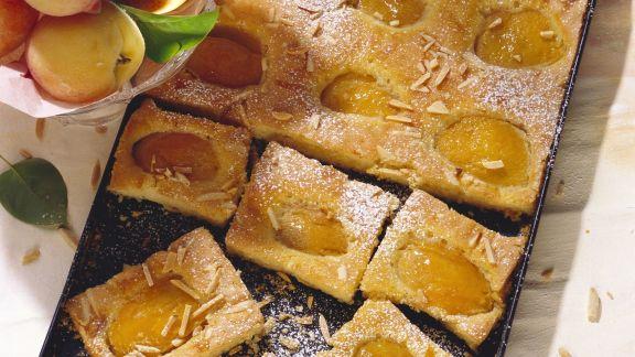 Rezept: Pfirsichkuchen