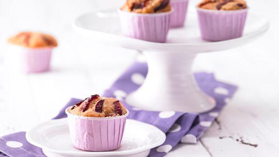 Rezept: Pflaumen-Muffins