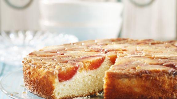 Rezept: Pflaumenkuchen