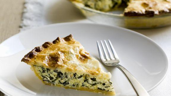 Rezept: Pie mit Reis und Spargel
