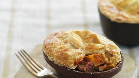 Rezept: Pie mit Süßkartoffel