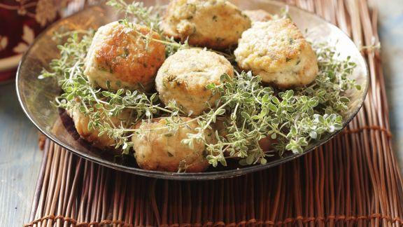 Rezept: Pikante Hähnchen-Buletten