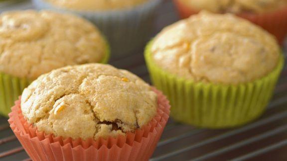 Rezept: Pikante Mais-Muffins