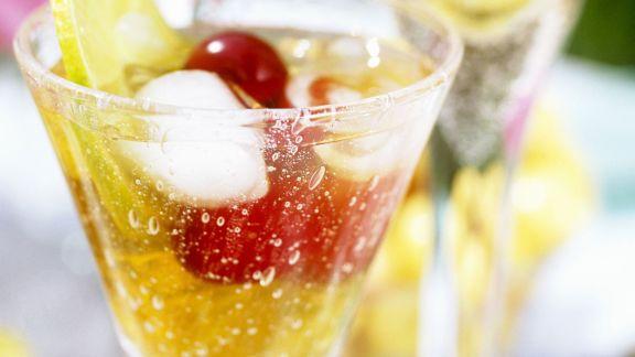 Rezept: Pimms Cocktail