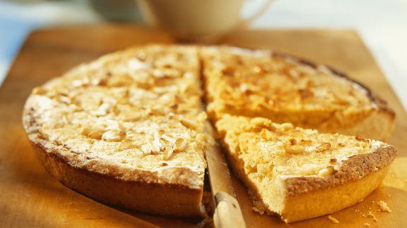 Rezept: Pinienkern-Zitronenkuchen