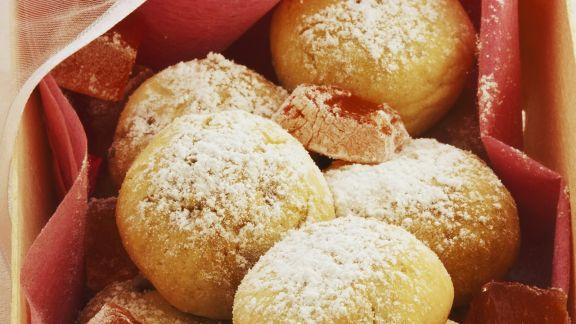 Rezept: Plätzchen nach türkischer Art