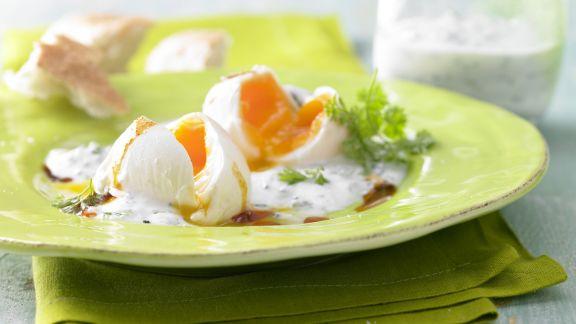 Rezept: Pochierte Eier