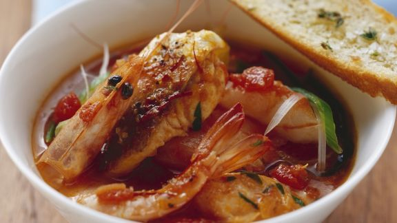 Rezept: Provenzalische Fischsuppe